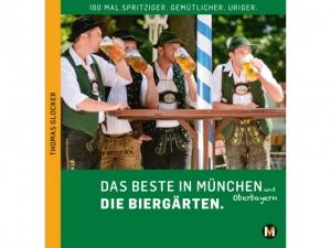Das Beste in München und Oberbayern: Die Biergärten