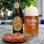 Mahrs Bräu Biergarten