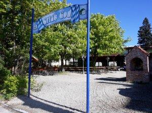 Biergarten Taufkirchen
